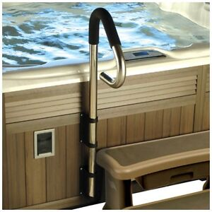 Hot Tub Safety Hand Rail