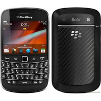 Like New Blackberry Bold 9900 Black Unlocked