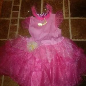 Aurora Princess Costume (4-6 years old)