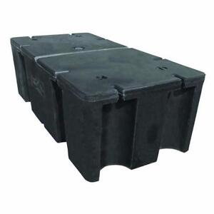 NEW FOAM FILLED DOCK FLOATS* 15 YRS WARRANTY**