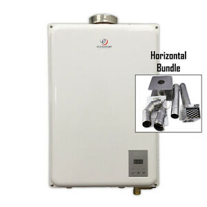 Eccotemp 45HI-NG Indoor Natural Gas Tankless Water Heater w/ 4""