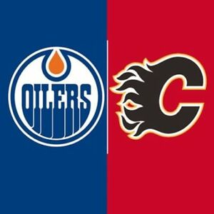 FLAMES @ OILERS - Groups up to 24 seats - 780 903 4425