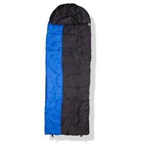 2 x NEW Goulburn Hooded Sleeping Bag 11-15 degrees (KMART) VCG Lutwyche Brisbane North East Preview