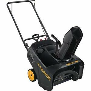 Poulan Pro 136 cc 21 in. Snow blower only $449.99!