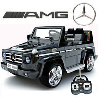 KIds 12v Fully Licensed Mercedes G55