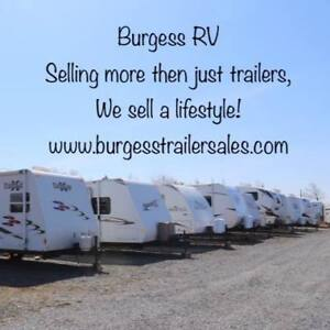 CONSIGN YOUR TRAILER, 5TH WHEEL OR PARK MODEL WITH US!!