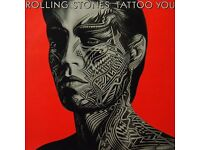 Rolling Stones Tattoo You LP for sale £5