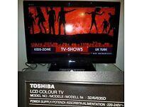 Toshiba 32AV635DB 32 Inch LCD TV