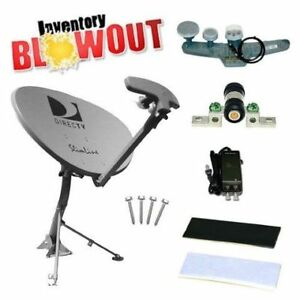 Directv Dish Net Bell Satellite Shaw Direct HD Antenna IPTV CAT5