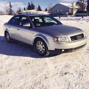 2002 audi a4 1.8T priced to sell