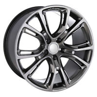 "20"" WINTER TIRES & RIMS FOR JEEP GRAND CHEROKEE & SRT---"
