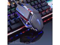 LED Gaming Mouse DPI Adjustable