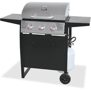 Backyard Grill BBQ