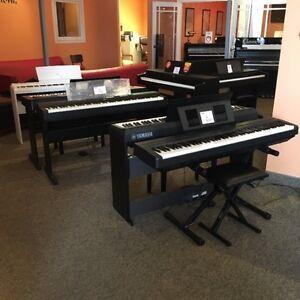 PIANO SALE - YAMAHA Digital Pianos Available!