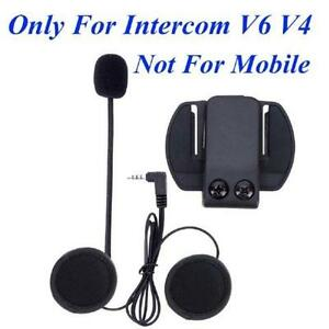BTI V6 Boom Microphone Headset with Spare Clip - Black - Suitabl