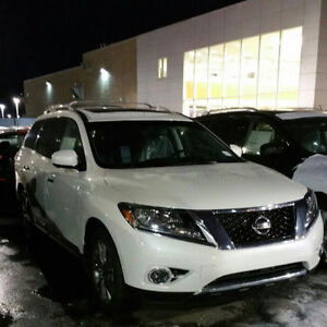 2015 Nissan Pathfinder SL PremiumTechno. Package SUV, Crossover