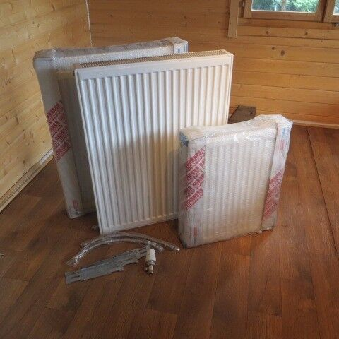 Convection radiators (Not Used)
