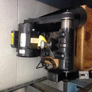 1hp dumore toolpost grinder 115/220 single phase