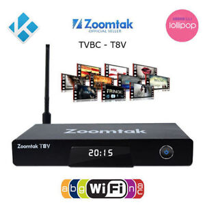 QUAD CORE ANDROID TV MEDIA BOX