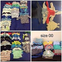 Bulk boys clothes and shoes Redcliffe Belmont Area Preview