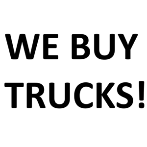 JustTrucks.ca - We buy all trucks!  Cash offer and fast closing!
