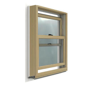 """Used Single or Double Hung Windows w/frames, 24""""w X 30"""""""