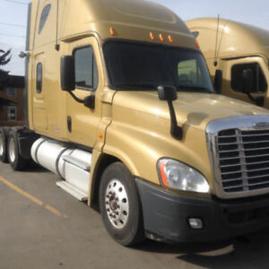 freight liner cascadia 2013