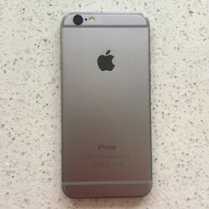 iPhone 6 64gb Black Pascoe Vale Moreland Area Preview