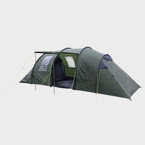 brand new Buckingham 6 Elite family luxury tent never been opened or used.