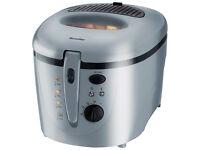 Breville Compact Deep Fat Fryer - light grey