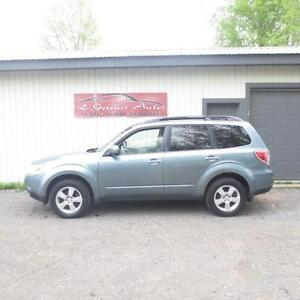 2009 Subaru Forester (Natl) X w/Prem/All-Weather