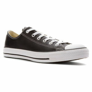 Chuck Taylor All Star Leather shoes size 10 London Ontario image 1