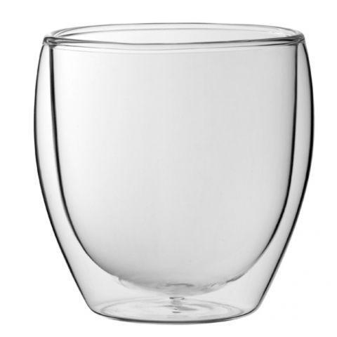 Double Wall Glass Cup Ebay