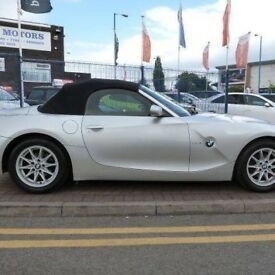 BMW Z4 SALE OR SWAP, MOT 6 MONTHS, LOVELY CONDITION, STARTS FIRST TIME EVERYTIME.