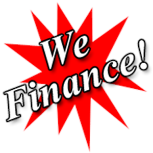 FINANCING! Find a bike, atv, snowmobile, or SxS & we'll finance!