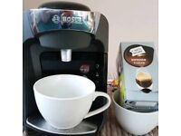 Bosch tassimo as new coffee machine