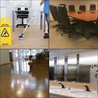 Heavy Duty Floor Cleaning, Wax & Stripping. Insured