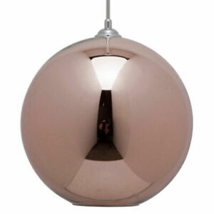 +++Marshall Pendant Lamp in Copper Glass by Nuevo+++