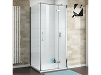 900 x 900 shower enclosure and base