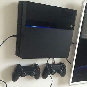 Brand New PS4 in excellent condition! Comes with GTA V!