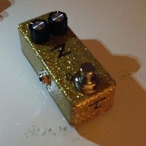 Last one... Z-Gold fuzz distortion TL Pedals