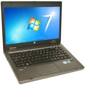 "14"" Mint Condition HP Probook 6470b Business Laptop"