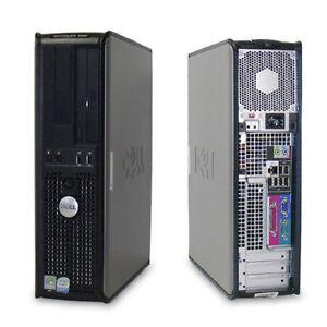 Dell Optilex 360 (small desktop) - upgraded hardware!
