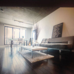 Griffintown Condo - Fully Furnished (Available Nov.1st)