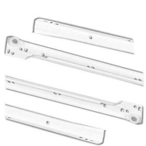 Richelieu 18-Inch Shelf/Drawer Slides, 25 Sets of 4 Pieces Per S