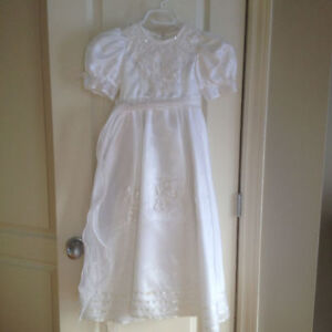 Beautiful Communion or Flower girl dress - Used Once
