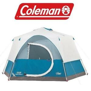 NEW COLEMAN 8-PERSON INSTANT TENT 2000022385 172239037 ELKS BAY  sc 1 st  Kijiji & Coleman Instant Tent | Buy u0026 Sell Items From Clothing to Furniture ...