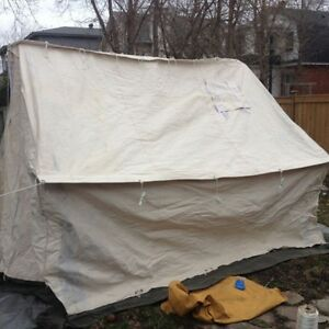 PROSPECTOR TENTS 10X12 u0026 12X14 & Prospector Tent | Kijiji in Ontario. - Buy Sell u0026 Save with ...