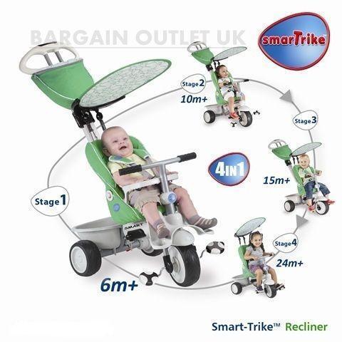 Smart Trike Recliner  sc 1 st  eBay & Smart Trike | eBay islam-shia.org