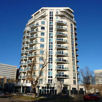 EXECUTIVE PENTHOUSE CONDO - Walking Distance from the new arena!